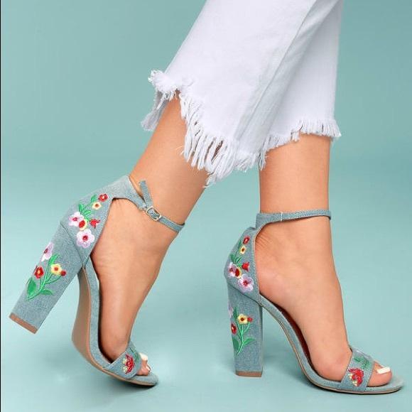 Lulu's Shoes | Lulus Light Blue